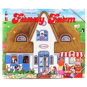 Kreativní sada - Funny Farm