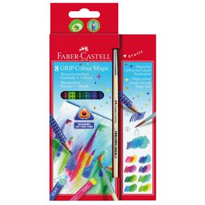 Magické pastelky Faber-Castell - 8 ks