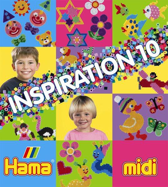 Inspirativní knížka - MIDI 60 stran inspirací, Sleva 20%