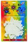 Hama podložky MIDI - drak, hvězda, žába
