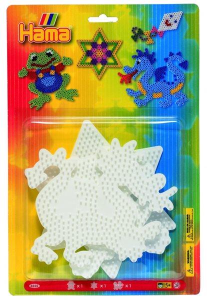 Podložky MIDI - drak, hvězda, žába