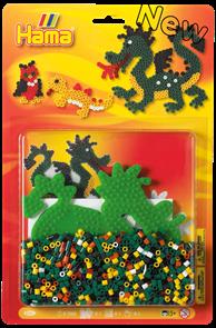 Korálkový set - Drak