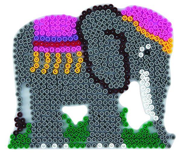 Hama podložka MIDI - slon