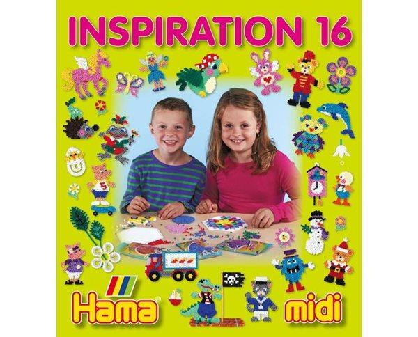 Inspirativní knížka 16 - MIDI, Sleva 18%