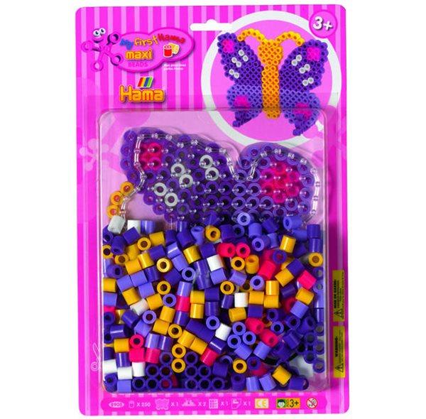 Korálkový set - Motýl - MAXI
