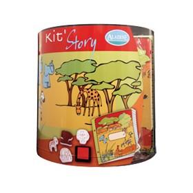 Výtvarný kufřík STORY KIT - Safari