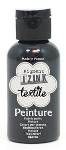 Barva na textil IZINK - klasická - 50 ml - černá