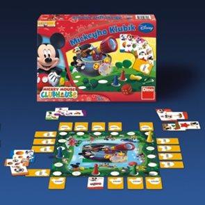 Mickeyho klubík - dětská hra od 5 let