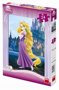 Puzzle Princezna na vlásku