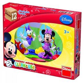 Dřevěné kostky - Mickeyho klubík