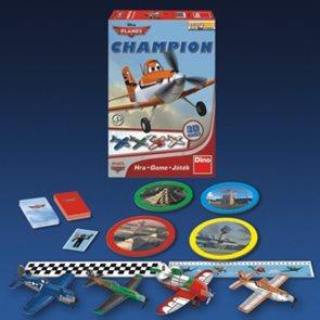 Champion ( Letadla) - hra