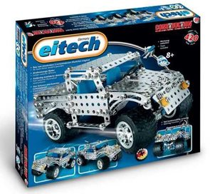 Metal Construction set - C09 Jeeps