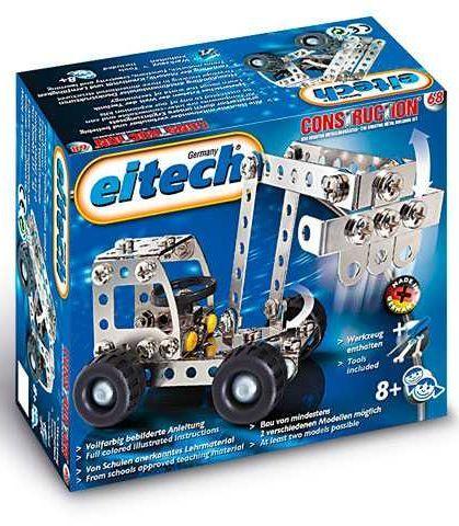 Digger / Truck C68 - Starter box /Eitech/, Sleva 20%