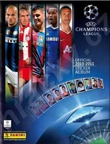CHAMPIONS LEAGUE 2011 - album