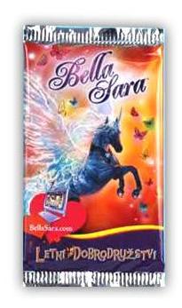 Bella Sara - Letní dobrodružství, karty, Sleva 30%