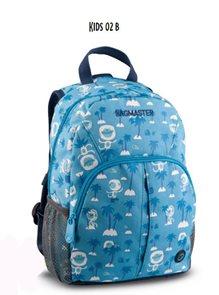 Dětský batoh KIDS 02 B - modrý