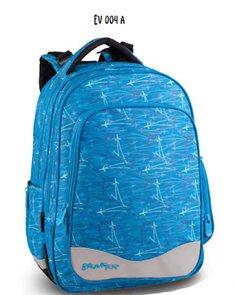 Školní batoh EV 004 A - modrá