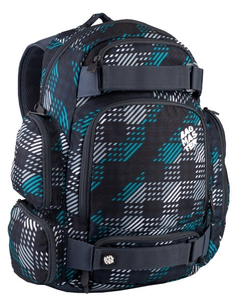 Studentský batoh OHIO 0214 B, Doprava zdarma