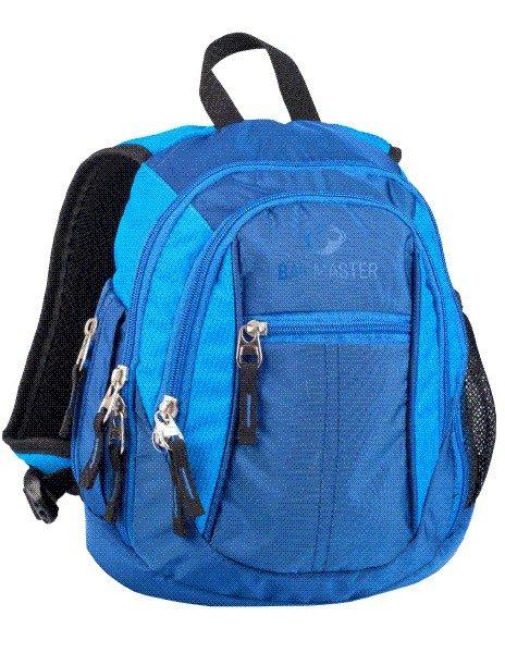 Dětský batoh - předškolní - modrá