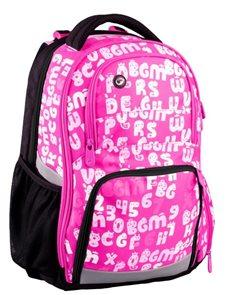 Školní batoh ORION 0214A - růžová