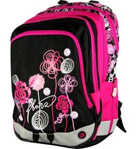 Školní batoh SIA 0114A - Kytky