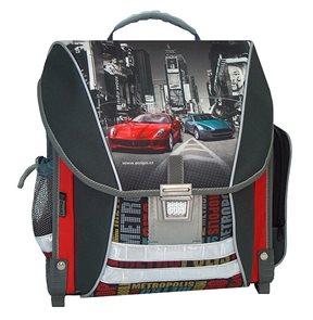 Školní batoh - Metropolis