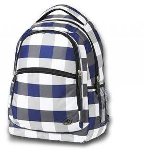 Studentský batoh - Classic káro