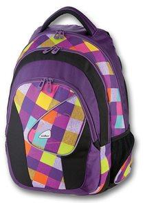 Studentský batoh - Safety - viola