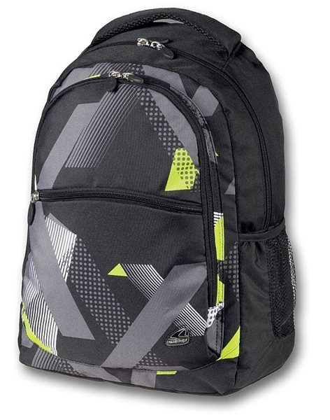 Studentský batoh - Classic černý