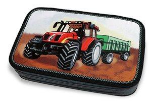 Školní penál Emipo - Traktor - dvoupatrový