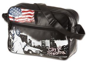 Taška přes rameno - City fo Dreams