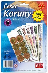 České koruny