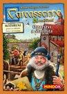 Carcassonne - Opatství a starosta (5. rozšíření)