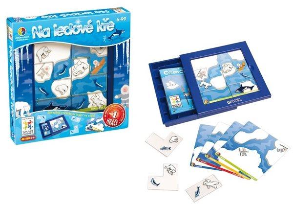 SMART hra - Na ledové kře