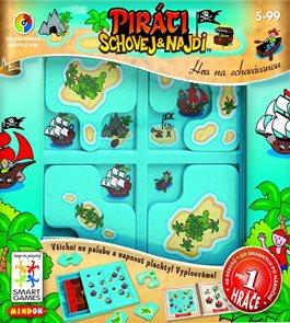 Piráti: Schovej a najdi - SMART hra