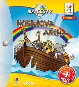 Noemova archa - SMART - logická hra - Na cesty!