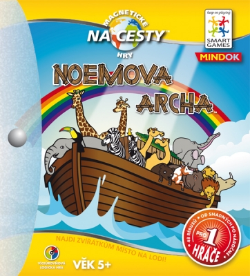 Noemova archa - SMART - logická hra - Na cesty! - Raf Peeters