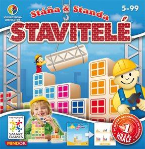 Stavitelé Stáňa a Standa - SMART - logická hra