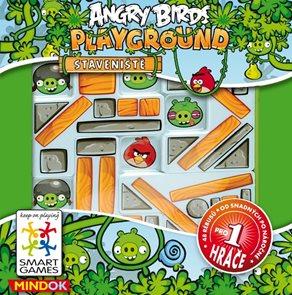 SMART - Angry Birds - Playground - Staveniště - logická hra