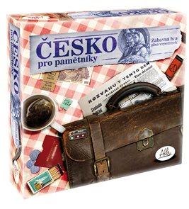 Česko pro pamětníky - kvízová hra