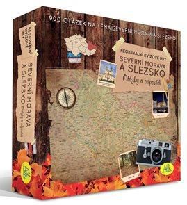 Severní Morava a Slezko - regionální kvízová hra - otázky a odpovědi