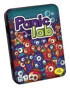 Panic Lab - postřehová hra