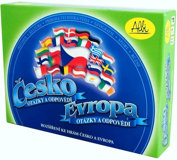 Česko/Evropa - rozšíření
