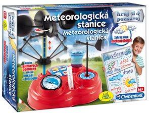 Meteorologická stanice  - Experimentální minisada