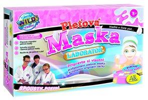 Pleťová maska - kreativní hra