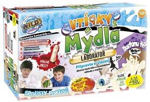 Vtípky z mýdla - krativní hra pro drsňáky a drsňačky !