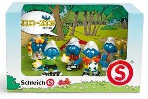 Šmoulové - Set 5 šmoulů (2000-2009) - 41259 - Schleich