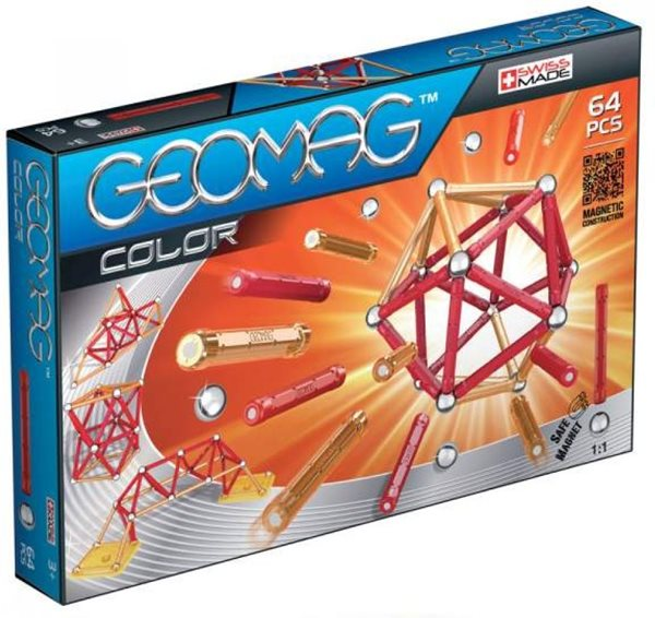 Geomag Color 64 ks