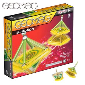 Geomag E-moition Magic Spin 38 ks