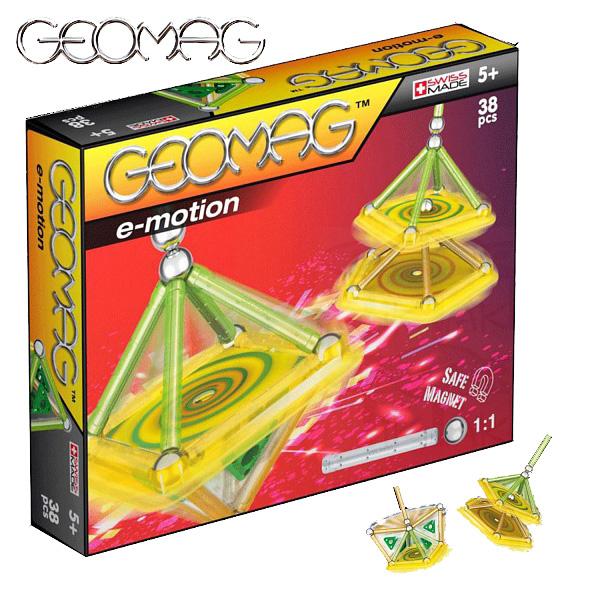 Geomag E-moition Magic Spin 38 ks